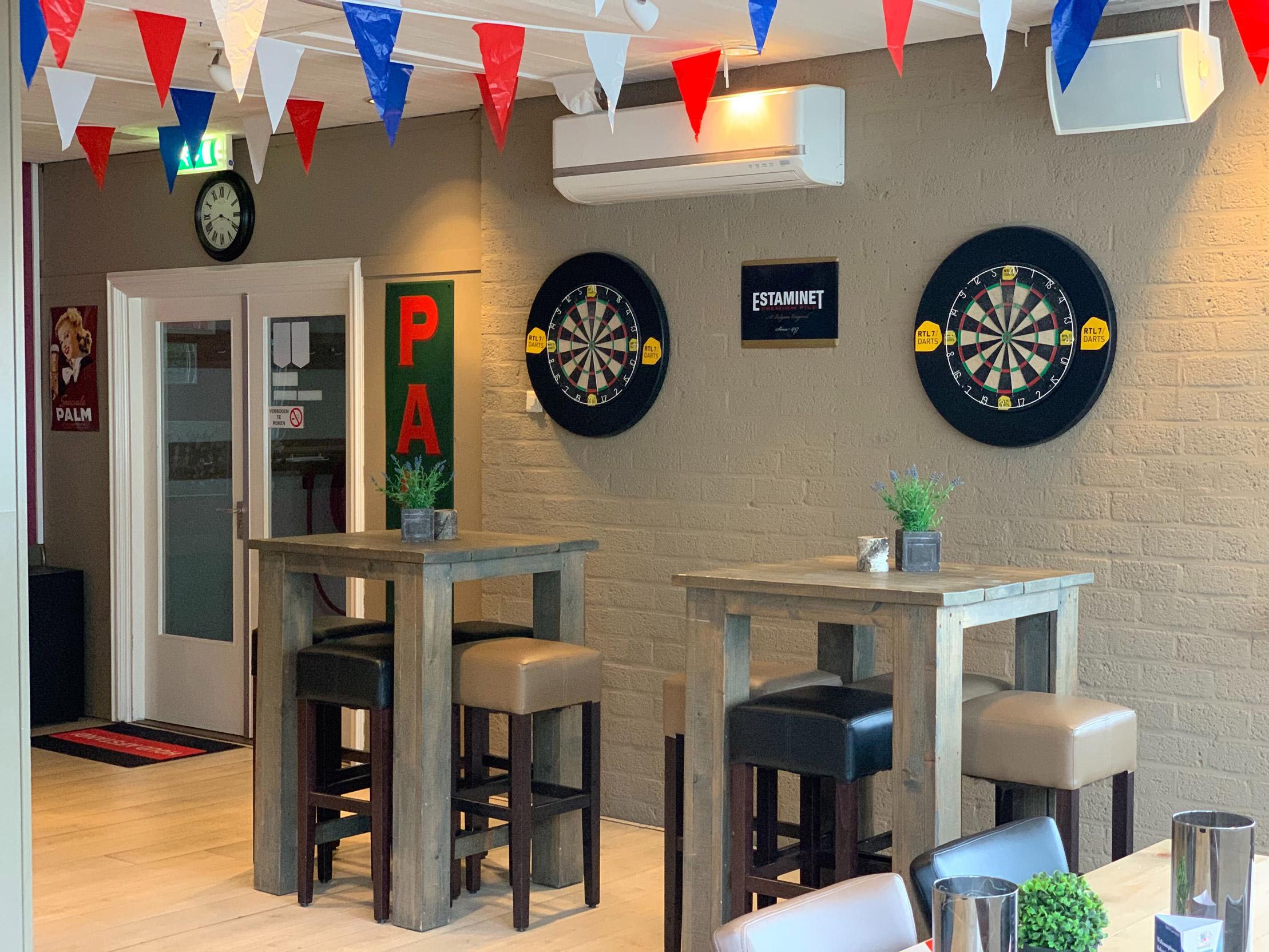 Café sporthal De Bongerd feest 3