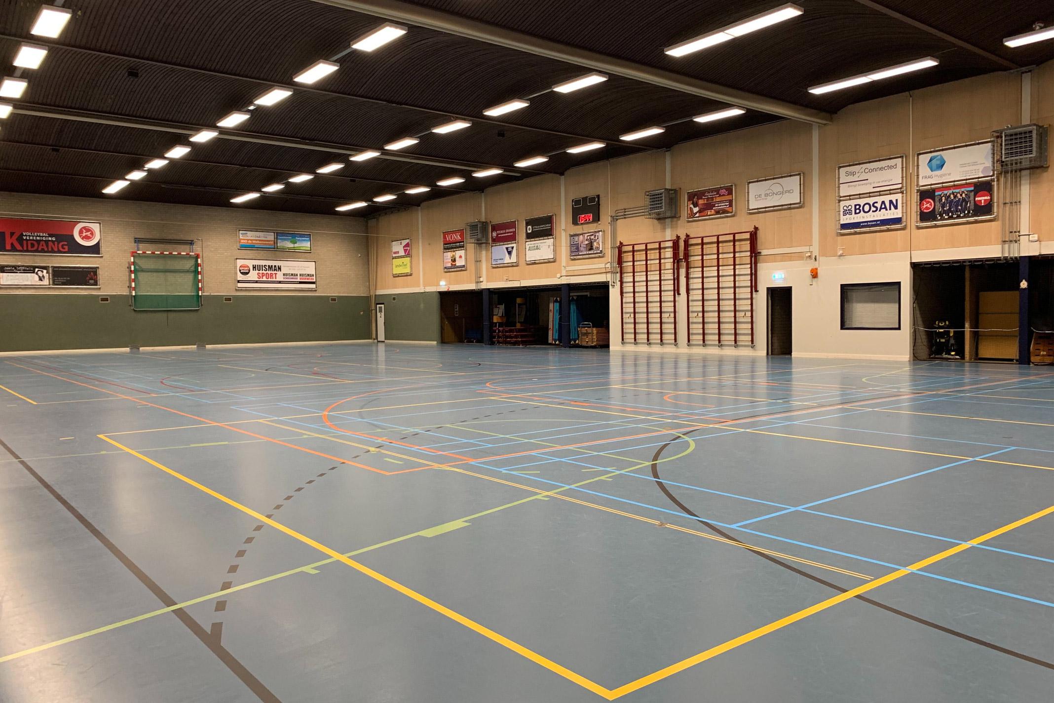 Sportzaal De Bongerd